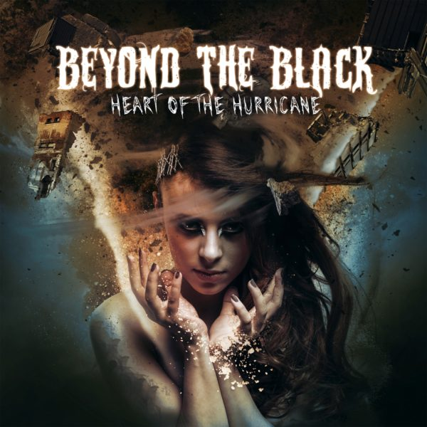 Cover Artwork Beyond The Black Heart Of The Hurricane Album 2018