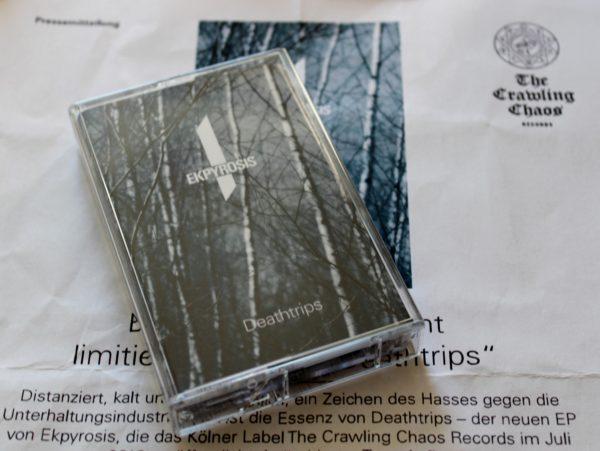 Ekpyrosis - Deathtrips (Foto)