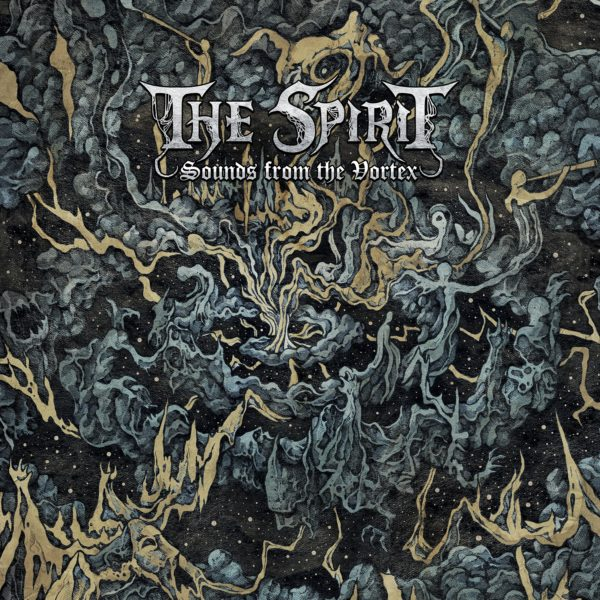 Albumcover The Spirit - Sounds From The Vortex