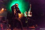 Konzertfoto von Grave Pleasures - Amerikkant Tour 2018