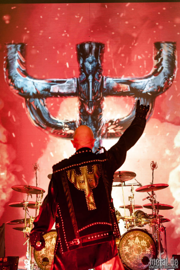 Konzertfoto von Judas Priest - Firepower World Tour 2018