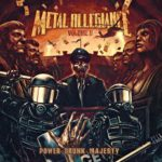 Metal Allegiance - Volume II: Power Drunk Majesty Cover