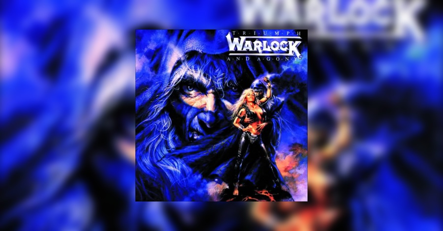 Warlock Triumph And Agony Blast From The Past Auf Metalde
