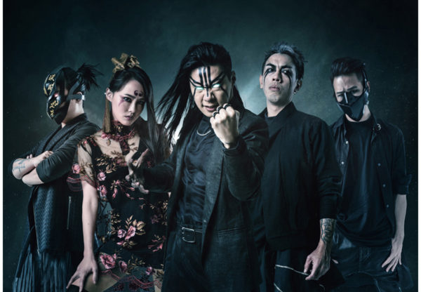 Chthonic - Band 2018