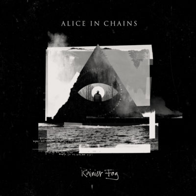 Bild: Alice In Chains - Rainier Fog (Artwork)