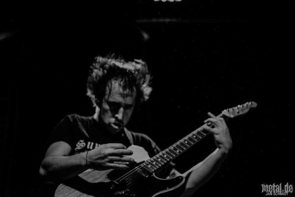 Konzertfoto von Boneflower - Europatour 2018