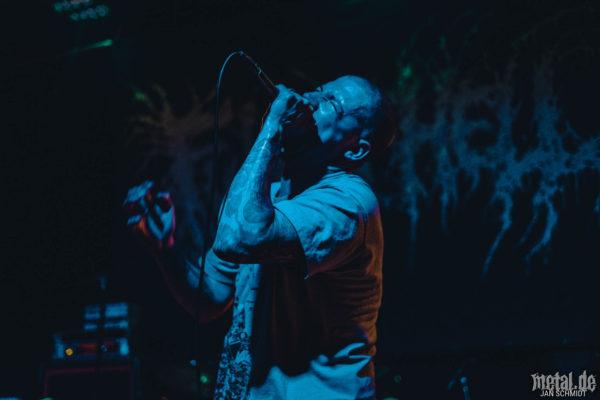 Konzertfoto von Full Of Hell - Europatour 2018