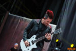 Papa Roach auf dem Summer Breeze Open Air 2018
