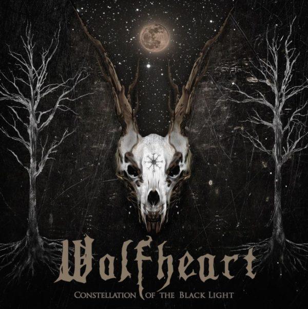Cover Artwork Wolfheart Constellation Of The Black Light Album 2018