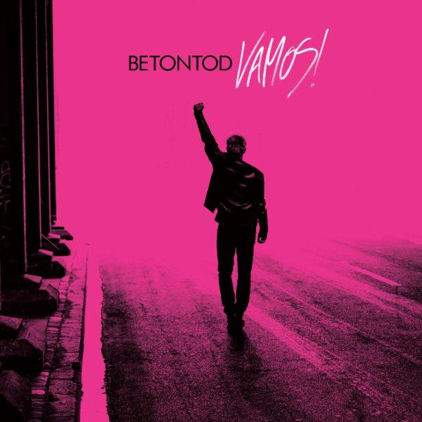 Betontod - Vamos (Albumcover)