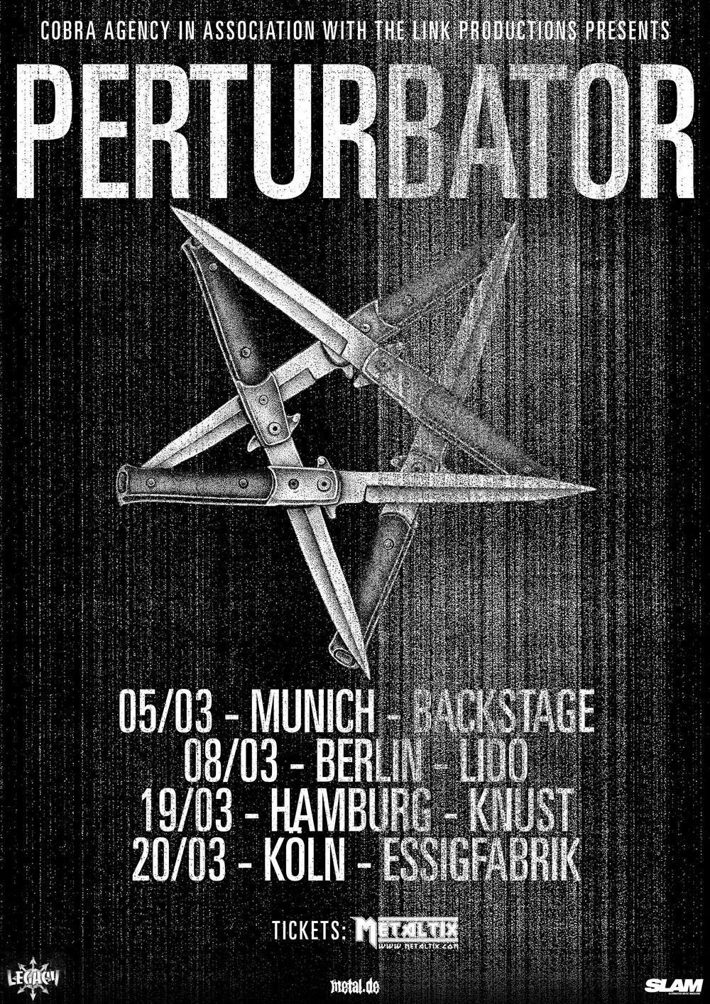 Perturbator-Tour 2019