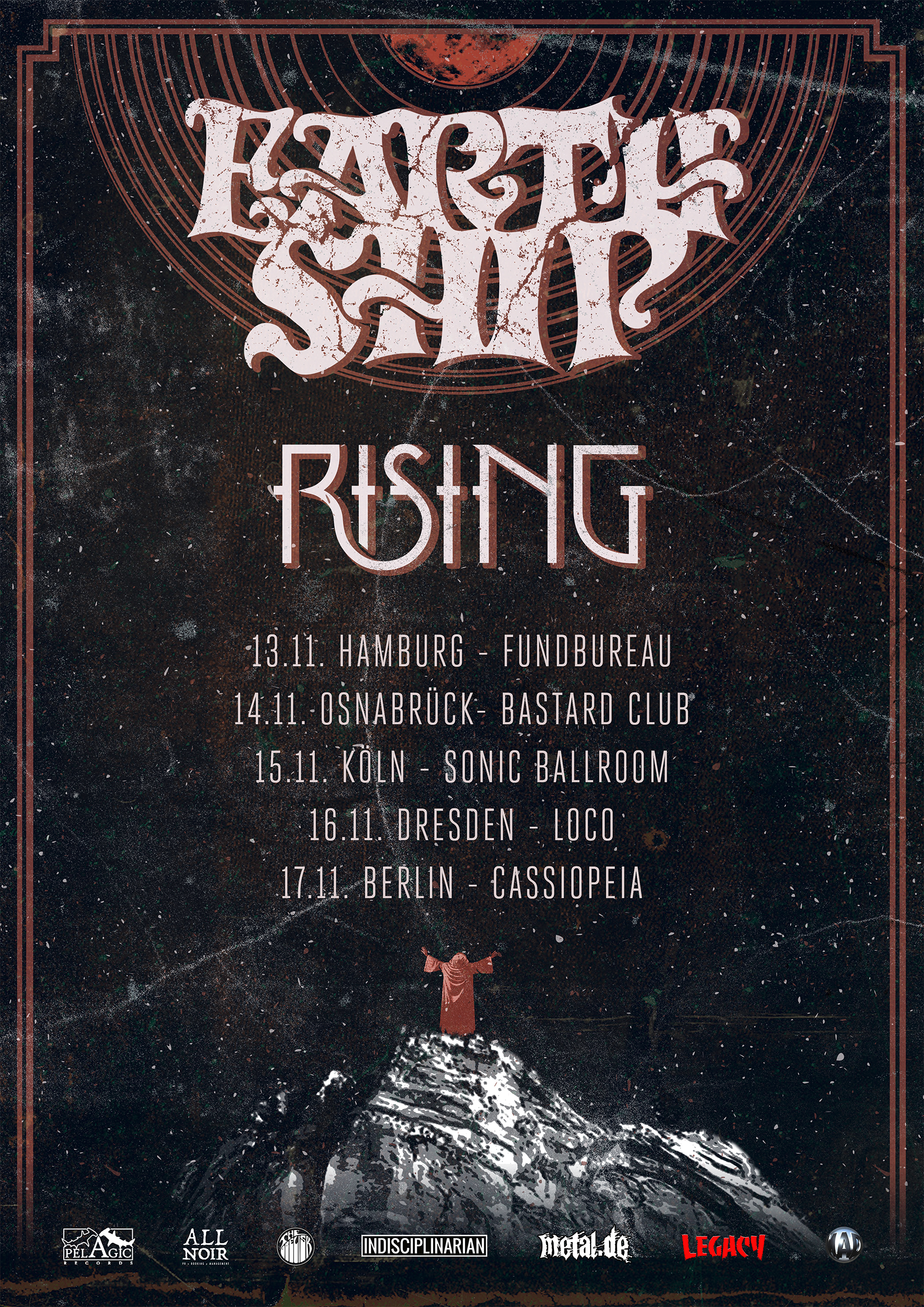 Earth Ship/Rising Tour 2018