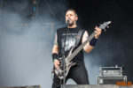 Foto von Misery Index auf dem Summer Breeze Open Air 2018