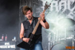Konzertfoto von Fractured Insanity auf dem Summer Breeze Open Air 2018