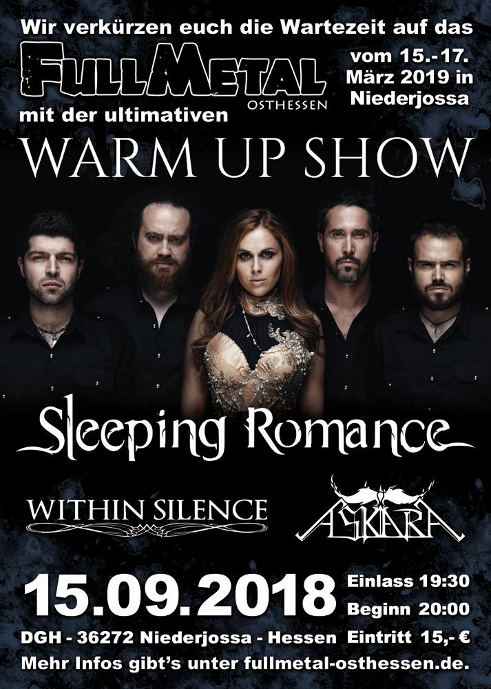 Fullmetal Osthessen - Warm Up Show