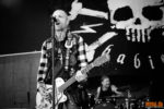 Konzertfoto von Backyard Babies auf dem Summer Breeze Open Air 2018