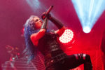 Konzertfoto von Arch Enemy auf dem Summer Breeze Open Air 2018