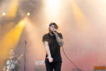 Konzertfoto von Beartooth auf dem Summer Breeze Open Air 2018