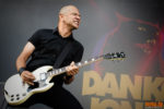 Konzertfoto von Danko Jones auf dem Summer Breeze Open Air 2018