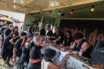 Foto von der Autogrammstunde mit Bannkreis auf dem Summer Breeze Open Air 2018