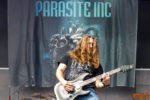 Konzertfoto von Parasite Inc. auf dem Summer Breeze Open Air 2018