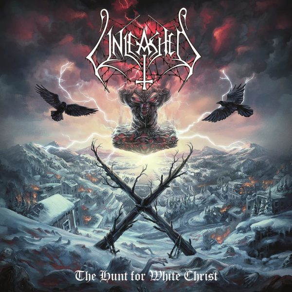 Unleashed - the hunt for white christ cover