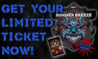 Summer Breeze 2019 Blind-Ticket