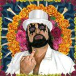 Hank Von Hell - Egomania Cover