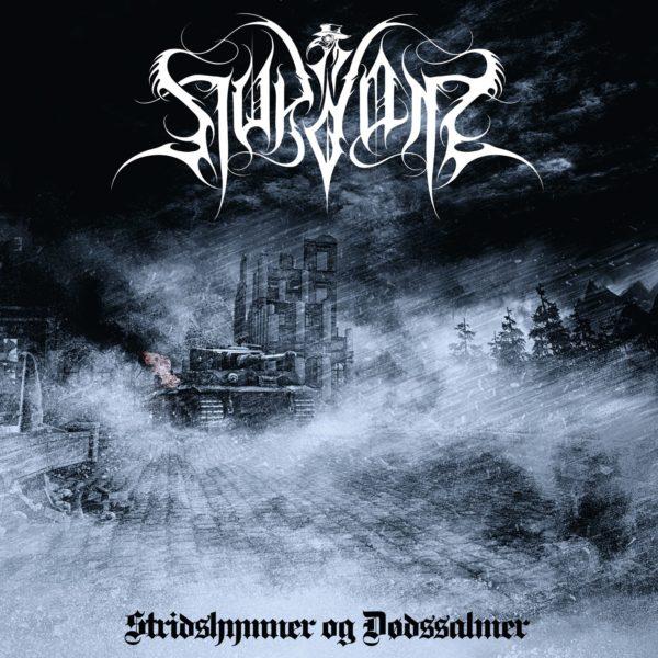 Albumcover Sjukdom - Stridshymner Og Dødssalmer