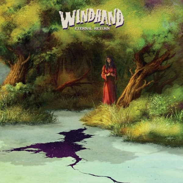 Cover-Artwork - Windhand - Eternal Return