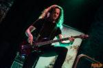 Konzertfoto von Kadavrik beim Metal Café in Lörrach