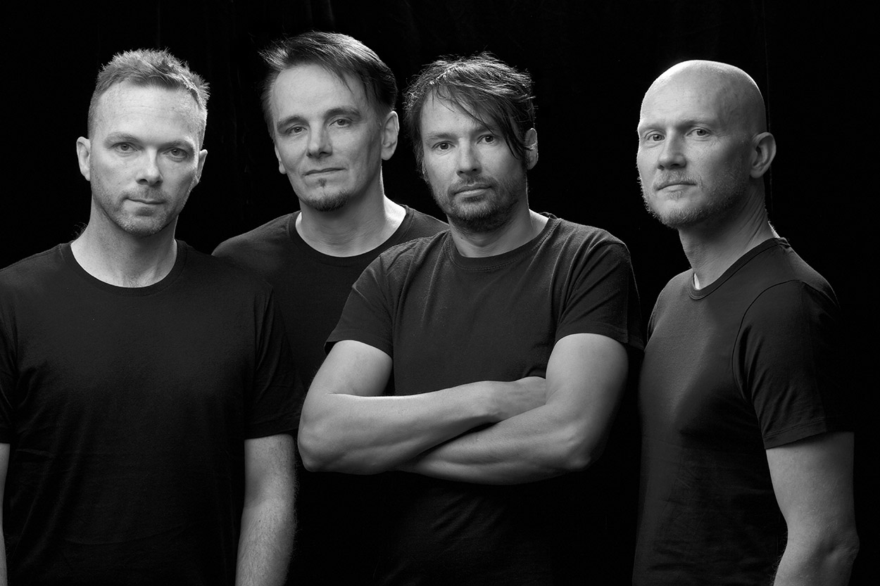 Bandfoto von THE PINEAPPLE THIEF (2018)