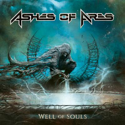 Ashes Of Ares - Well Of Souls Cover Artwork