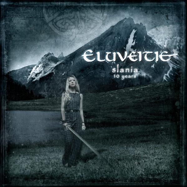Eluveitie - Slania 10 Years - Cover