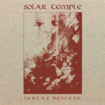 Solar Temple - Fertile Descent Cover
