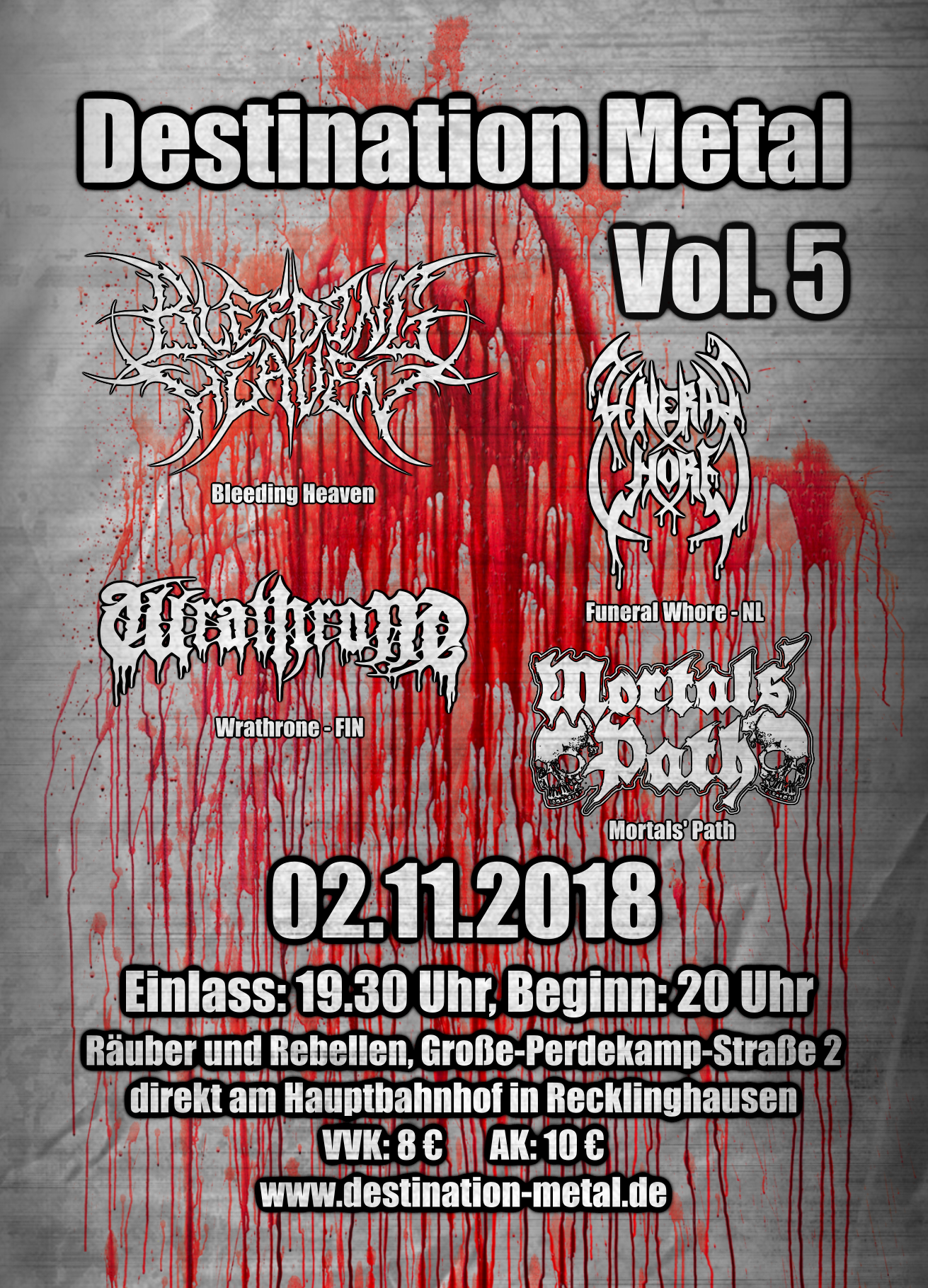 Destination Metal Vol. 5