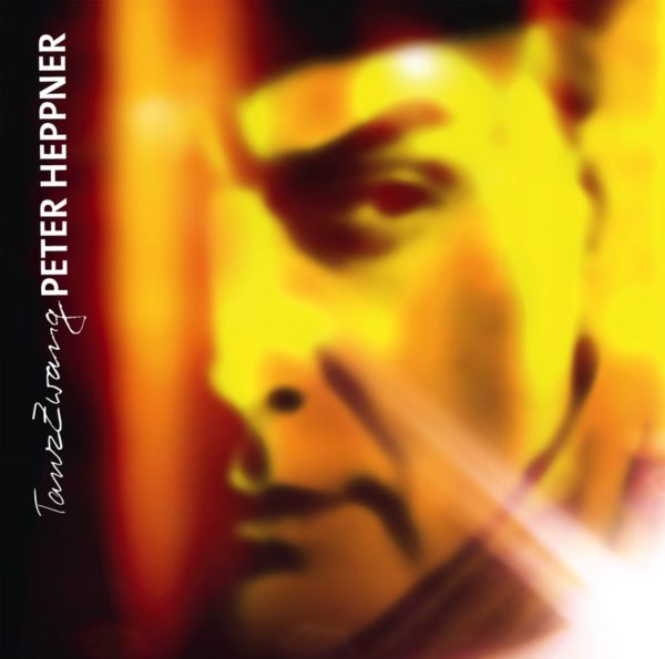 Peter Heppner - TanzZwang (Cover Artwork)