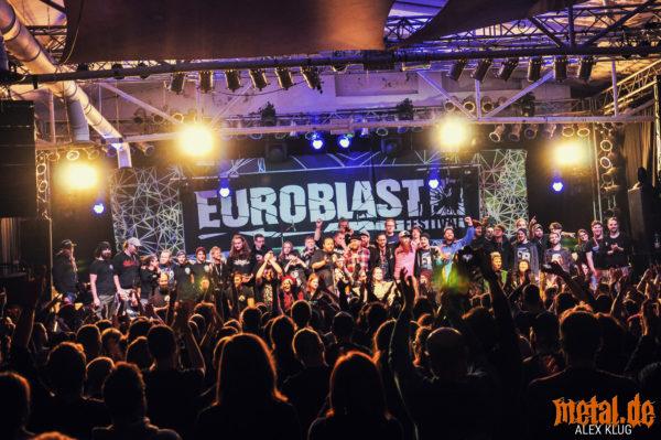 Das Euroblast Collective – Euroblast 2018
