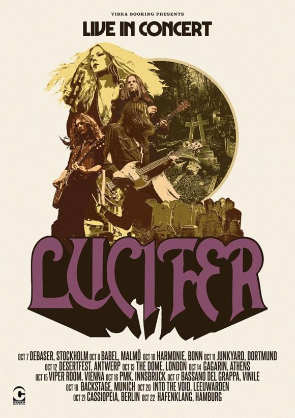 Lucifer - Live in Concert 2018
