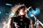Konzertfoto von Arkhon Infaustus auf dem Ladlo Fest 2018