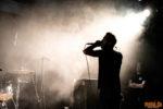 Konzertfoto von Deluge auf dem Ladlo Fest 2018
