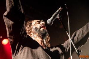 Konzertfoto von Heir auf dem Ladlo Fest 2018