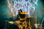 Konzertfoto von Pénitence Onirique auf dem Ladlo Fest 2018
