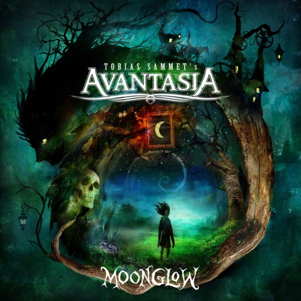 Cover Artwork Avantasia Moonglow Album 2018