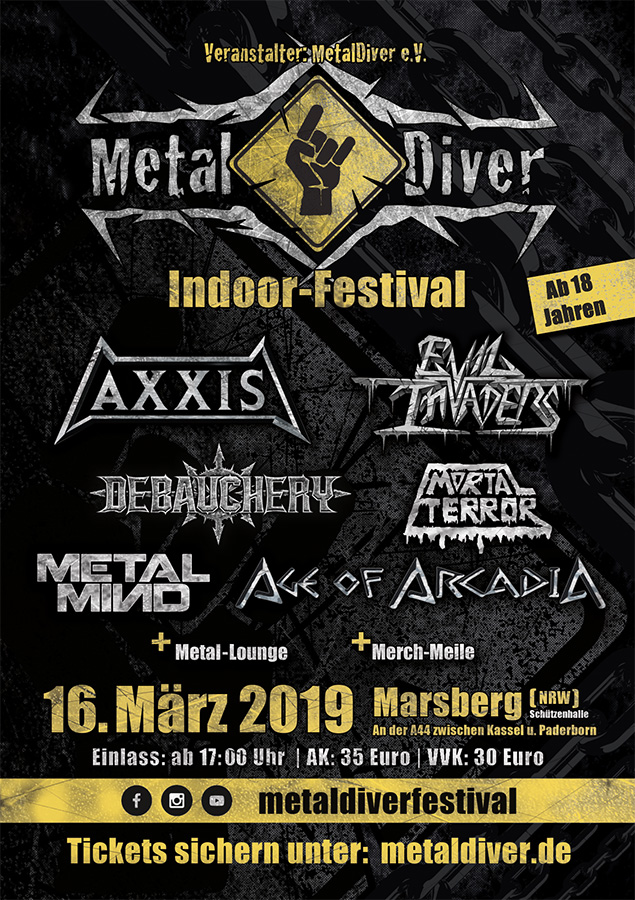Metal Diver Festival 2019