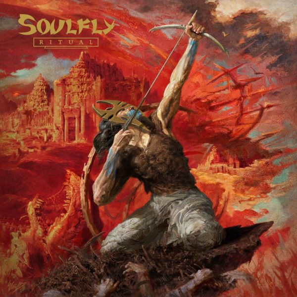 Soulfly - Ritual - Artwork