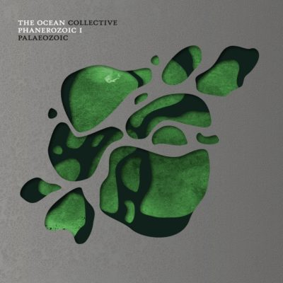 "Cover von THE OCEANs ""Phanerozoic I: Palaeozoic"""