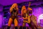 Fotos von Kobra And The Lotus auf der Female Metal Voices Tour 2018