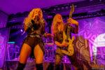 Fotos von Kobra And The Lotus auf der Female Metal Voices Tour 2018