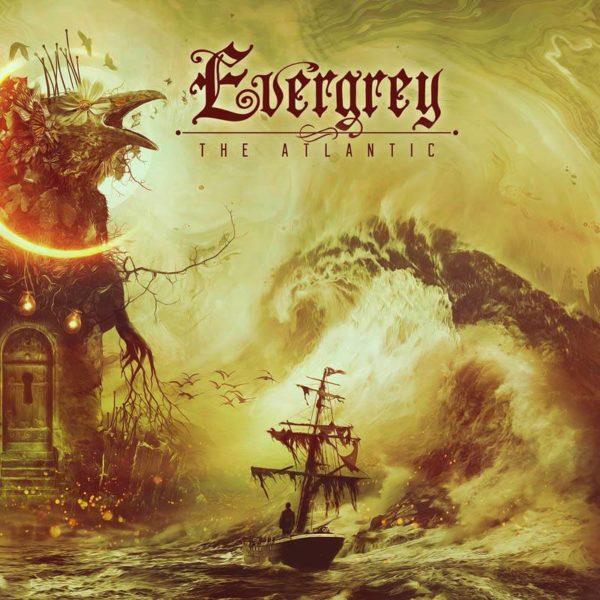 Evergrey - The Atlantic Cover Artwork